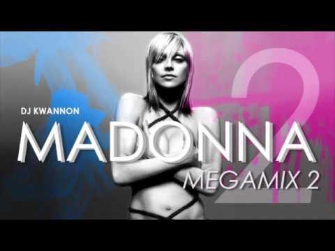 MADONNA DANCE MEGAMIX 2 - DJ KWANNON