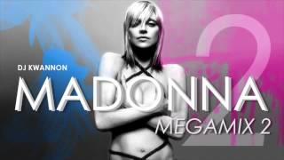 MADONNA MEGAMIX 2 - DANCE