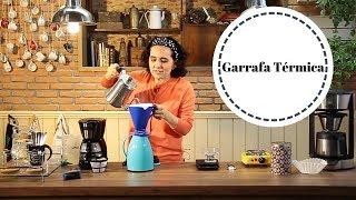 Como fazer um bom café na garrafa térmica?