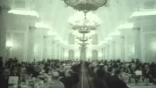 Меню юбилея Брежнева Л.И.! Современное олигархьё 'отдыхает'.