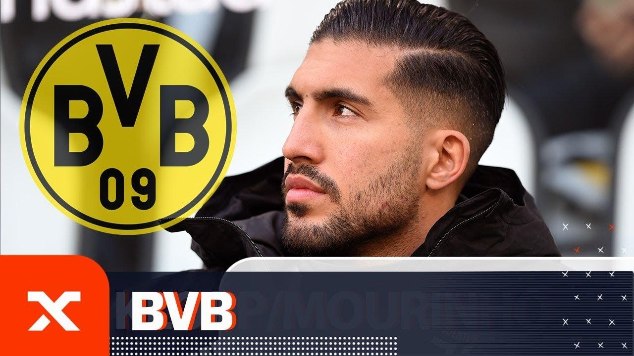 Favre und Zorc bestätigen: Beschäftigen uns mit Emre Can | Borussia Dortmund | SPOX