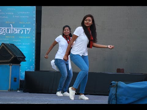 Govinda Tribute Dance By XISS College Students At NUSLR Ranchi 2017