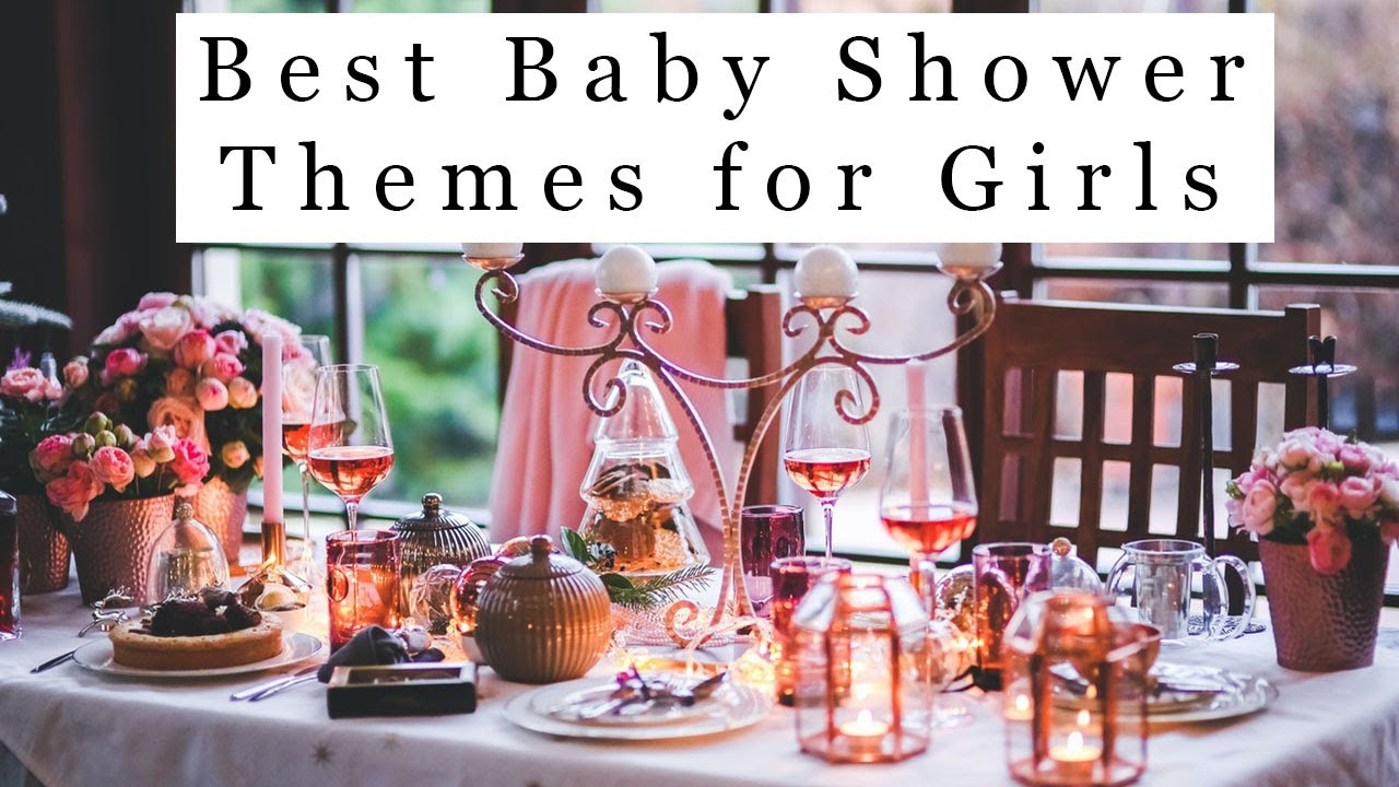 How To Plan A Baby Shower Darling Celebrations
