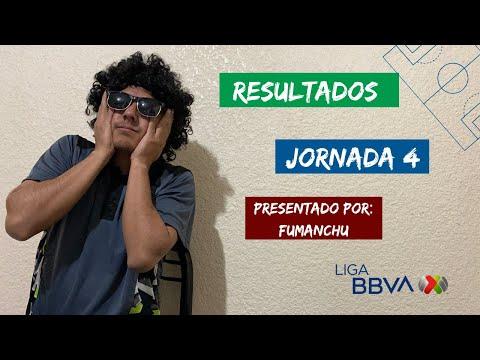 Momentos de la Jornada 3 | Apertura 2019 | Liga BBVA MX from YouTube · Duration:  1 minutes 18 seconds