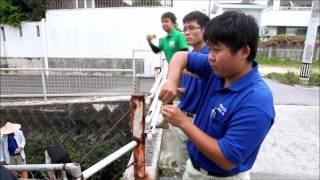 第14回身近な水環境の全国一斉調査(石垣島での取り組み)