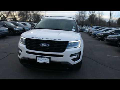 2016 Ford Explorer LHM VW Lakewood PV9151A 1FM5K8GT8GGA25398