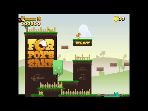 For Foxs Sake   (windows platform game)