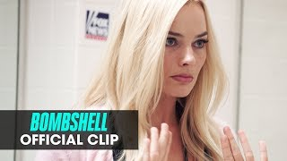 "Bombshell (2019 Movie) Official Clip ""No Crying at Fox"" – Margot Robbie, Kate McKinnon"