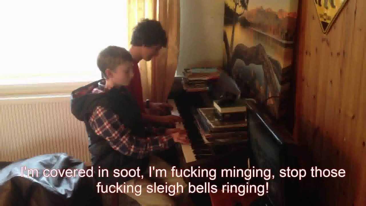Welsh christmas songs lyrics