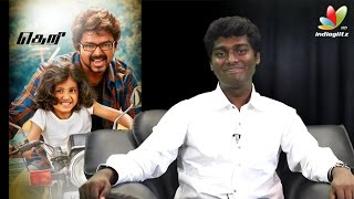 director atlee theri deals with womens safety vijay samantha interview