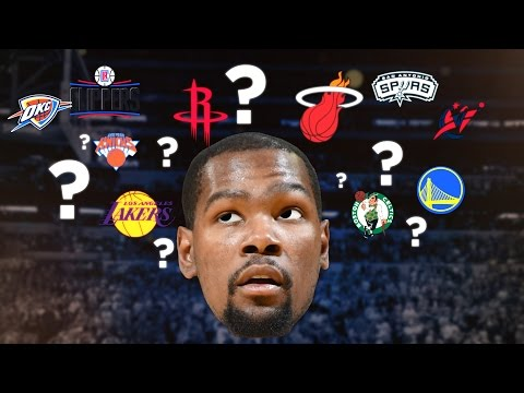 The Clippers are reportedly pitching a totally far-fetched 'Big 4' scenario to Kevin Durant