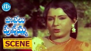 Pottelu Punnamma Movie Scenes - Sripriya Introduction || Mohan Babu || Murali Mohan