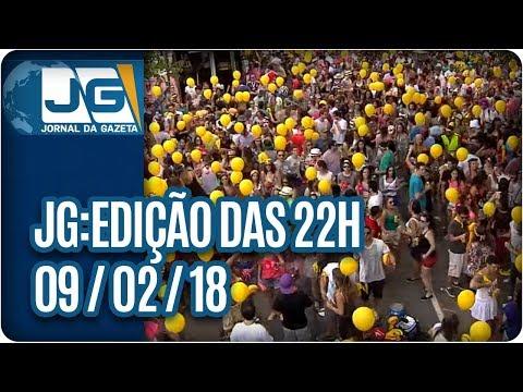 Jornal da Gazeta - Edição das 10 - 09/02/2018