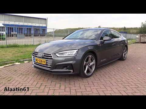 смотрите сегодня Inside The Audi A5 Sportback S Line 2018 Drive In