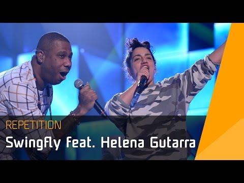 Swingfly feat. Helena Gutarra | Smygtitta på deras rep inför Melodifestivalen 2016