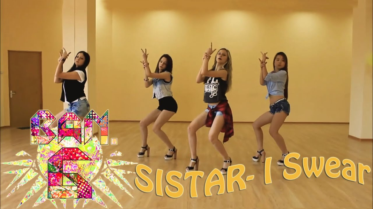 Sistar I Swear SISTAR(씨스타) - I ...