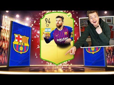 mój pierwszy MESSI w życiu! 😱🔥 FIFA 19 thumbnail