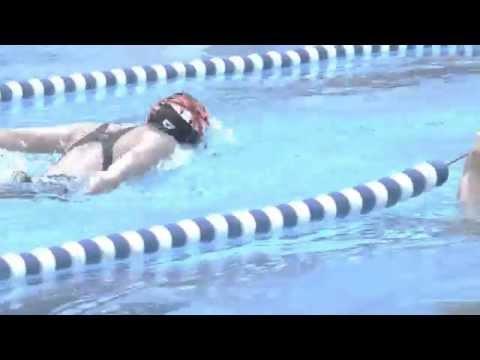 Ilahe Reciyeva Swimming ( Uzguculuk )