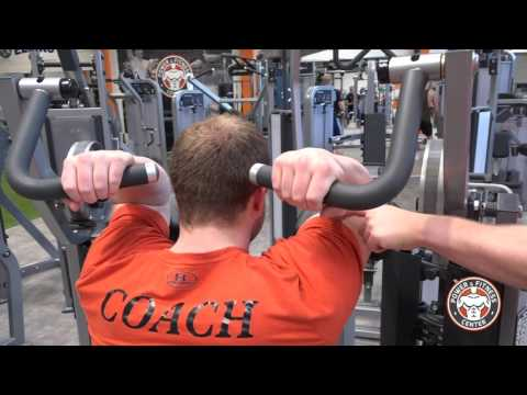 Duale Bizepscurlmaschine - Hammer Strength MTS Biceps Curl