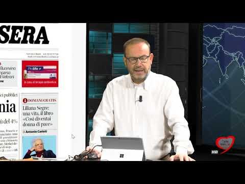 I giornali in edicola - la rassegna stampa 29/10/2020