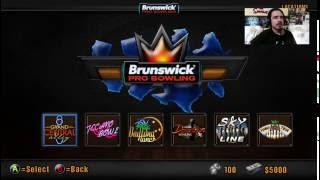 Brunswick Pro Bowling - Gameplay - Xbox One