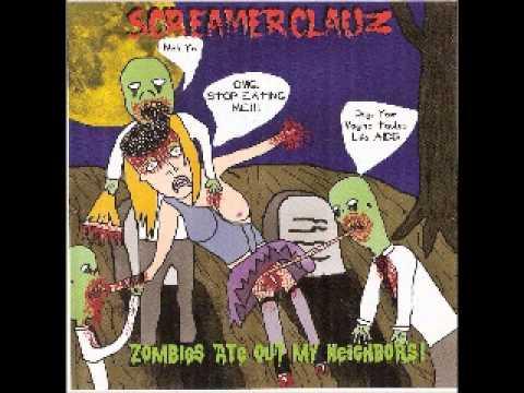 ScreamerClauz - Zombies Ate Out My...