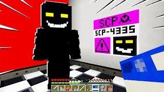NON È L'INTRUSO QUESTO MOSTRO?! - Minecraft SCP 4335