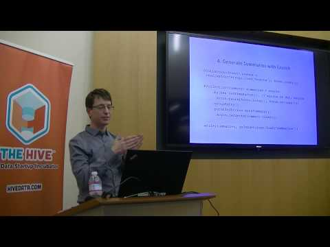 Building Hadoop Data Applications with Kite by Tom White