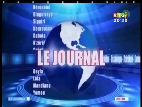www.guineesud.com - RTG du 26 mai 2018 : Décrets/Guinée - nomination des membres du gouvernement