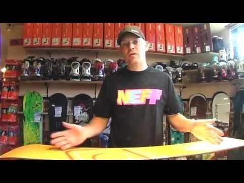 Hoe moet je een snowboard waxen en slijpen - iSNOWBOARD#30-1