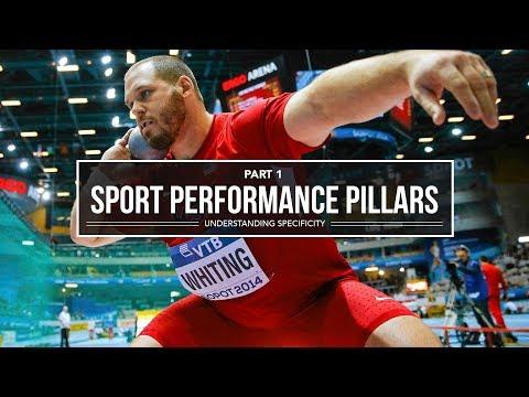 Sport Performance Pillars | Understanding Specificity | JTSstrength.com
