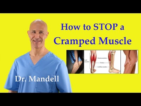 How To Stop Cramped Muscle Fast Reciprocal Inhibition Technique