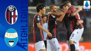 Bologna 0 1 Spal | Last Gasp Goal Seals Dramatic Victory For Bologna | Serie A