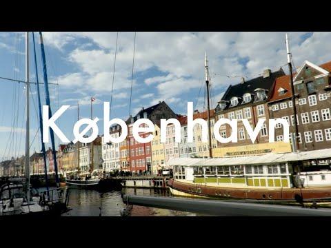 Vlog: FIRST TIME IN COPENHAGEN!