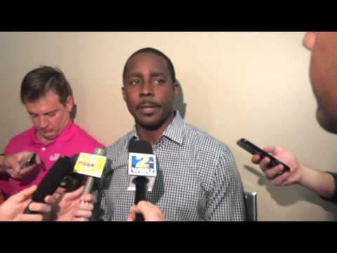 College GameDay analyst Desmond Howard talks about Leonard Fournette