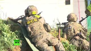 В Дагестане бойцы ФСБ ликвидировали главаря и боевиков кадарской банды
