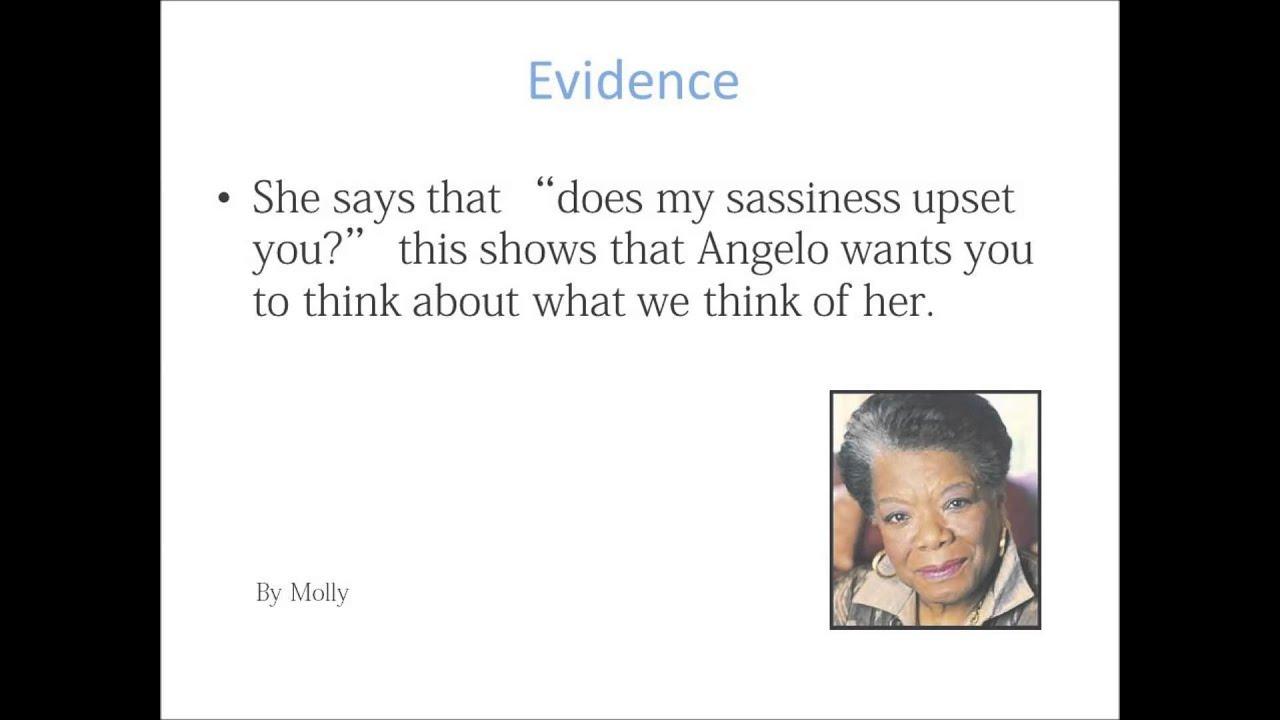 still i rise maya angelou analysis