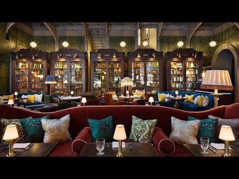 Martin Brudnizki converts New York office building into eclectic Beekman Hotel
