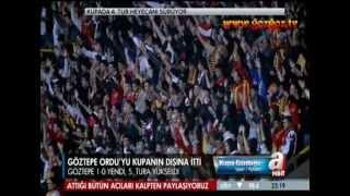 ZTK l Göztepemiz 1-0 Orduspor l Maçın Özeti l GözGöz Tv HD