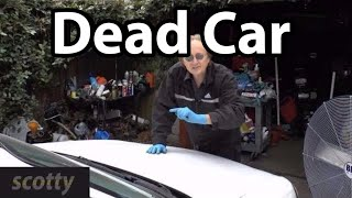 What To Do With A Dead Car