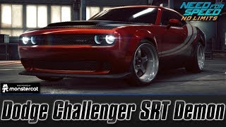 Need For Speed No Limits: Dodge Challenger SRT Demon | Hellriders (COMPLETE Car Series)