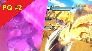 Dragon Ball Xenoverse DLC 3 PQ 2 - Frieza's Siege Z Rank ULTIMATE FINISH