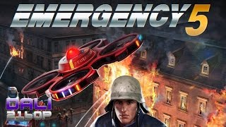 Emergency 5 Deluxe Edition PC 4K Gameplay 2160p