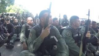 Operación de Liberación y Protección del Pueblo desplegada en Betania IV, Ocumare del Tuy