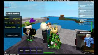 Roblox Tornado Alley 2 [Episode 1] Pueblos