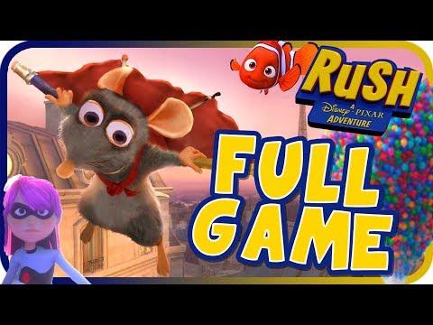 Rush: A Disney-Pixar Adventure FULL GAME Longplay (PC, X360, XB1)