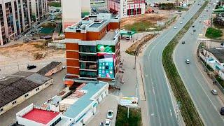 Медиафасад, г.Казань, ул.Гвардейская 54е, Р16
