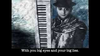 Download Lana Del Rey - Big Eyes (Piano Cover) soundtrack karaoke MP3 song and Music Video