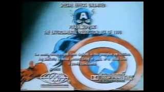 Cap. America 1990 Filme completo