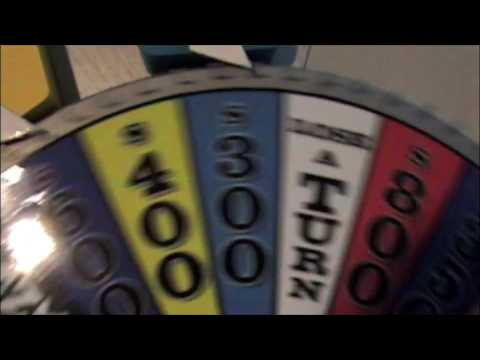 Wheel of fortune quot wheel quot youtube